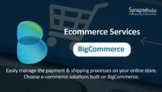 SynapseIndia is a leading BigCommerce development company in India offers BigCommerce design, module development, customization and more. Ecommerce Solutions, Platform, Watch, Youtube, Ideas, Clock, Bracelet Watch, Thoughts, Youtubers