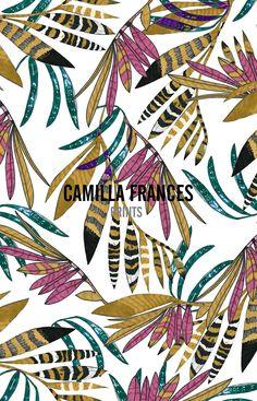 camillafrancesprintsposts - Science and Nature Textile Pattern Design, Surface Pattern Design, Abstract Pattern, Design Floral, Art Design, Textures Patterns, Print Patterns, Fashion Pattern, Textile Prints