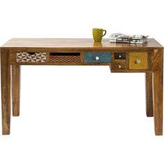 Schreibtisch Soleil 135x60cm 6SK - KARE Design