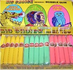 Swell Bubble Gum Cigars were manufactured by the Philadelphia Chewing Gum Company in Haverhill, Pennsylvania. Tennessee Williams, Vintage Candy, Vintage Toys, Sweet Memories, Childhood Memories, Bubble Gum Cigars, Penny Candy, Photo Vintage, Quick Draw