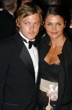 Norman Reedus's Ex Helena Christiansen and Their Son Watch Walking Dead Every Week