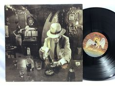 Led Zeppelin LP #Vinyl Record Lot: In Through the Out Door - Swan Song SS 16002