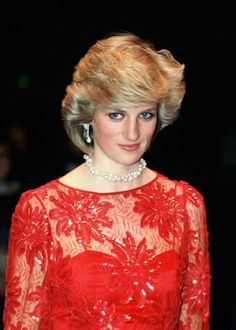 Princess Diana's Awesome Royal Dresses