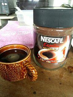 ネスカフェのレギュラーソリュブルコーヒーを飲んでいます。今までのインスタントコーヒーより、こくが深いです。