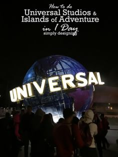 I am spilling my secret!!   How to do Universal Studios in 1 Day with young children (and Islands of Adventure too!!!)  Yes, two parks in one day!  It IS possible!  Come see how!  And pin for later.  #spon