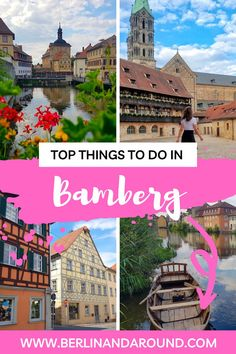 Planning a trip to Bamberg, Germany? Take note of the 19 unmissable things to do in Bamberg. Explore Bamberg's old town, discover the best Bamberg photography spots and make sure you stop at one of the historic breweries for some Rauchbier. For more Bamberg and Germany travel tips, check out my blog, berlinandaround.com