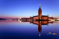 Stockholm City Hall - The Most Visited Attraction in Stockholm City.