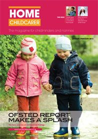 Home Childcare Issue 3 Front Cover!