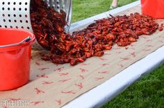 Crawfish Boil Party Ideas - Fantabulosity