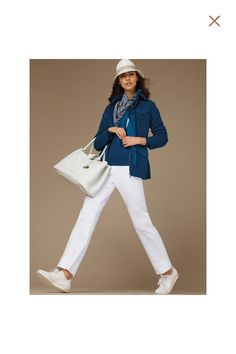 The Loro piana look for spring and summer