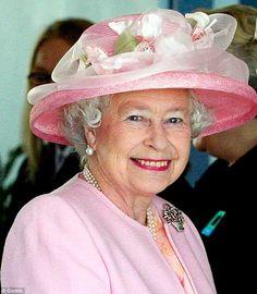 color queen elizabeth