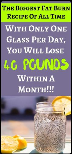 Weight loss tips: Lose 40 pounds in 1 month with this fat burning recipe that you can make at home right now! This is one of the best fat burning weight loss recipes that women all around the world are finding fast results with! Quick Weight Loss Tips, Fast Weight Loss, Weight Loss Program, How To Lose Weight Fast, Weight Gain, Losing Weight, Fat Fast, Body Weight, Detox Water To Lose Weight