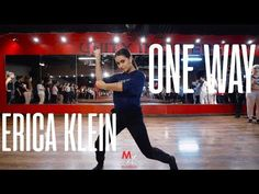 One Way by 6LACK - Erica Klein Choreography - YouTube