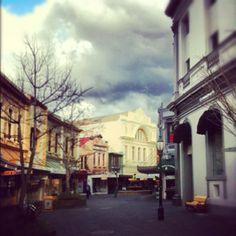 Metropolis: Launceston, Tasmania is Australia's smallest metropolis with a of population at 2006 Census of 105,445