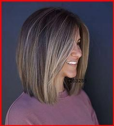 Growing Out Short Hair Styles, Medium Hair Styles, Curly Hair Styles, Hair Medium, Long Hair Bob Styles, Medium Bob Hairstyles, Long Bob Haircuts, Popular Hairstyles, Long Bob Hairstyles For Thick Hair