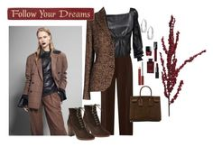 """Autumn Dreams🍂"" by jbeb ❤ liked on Polyvore featuring 3.1 Phillip Lim, Tom Ford, Tagliatore, NARS Cosmetics, Dolce&Gabbana, Kevyn Aucoin, John Lewis, Yves Saint Laurent and DutchCrafters"
