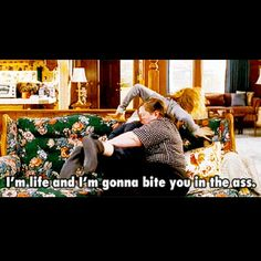 Bridesmaids...LOVE this movie!!!