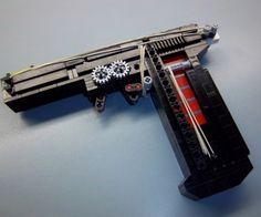 working lego gun!