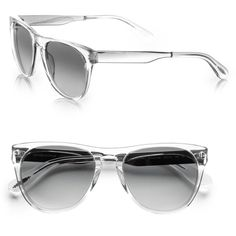 Oliver Peoples Braverman Photocromic Acetate Sunglasses (€350). I want