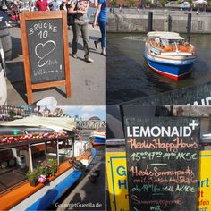 Frau Hedi Hafenrundfahrt  Hamburg Tipps #gourmetguerilla