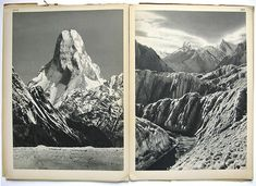 Images of the Himalayas by Vittorio Sella