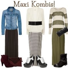 Maxi Kombis!
