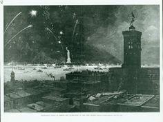 Liberty Island Chronology - Statue Of Liberty National Monument ...