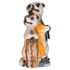 Meerkat Welcome Ornament