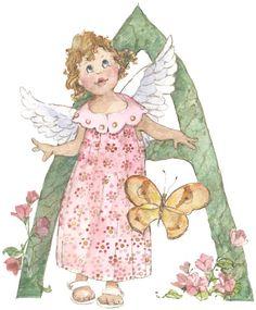 Angel A (Carolyn Shores Wright)