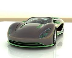The Scorpion HHO Exotic Car