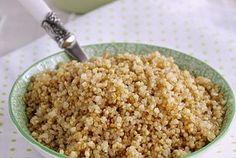 Como cozinhar a quinoa perfeita. How to cook quinoa