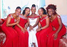 Traditional Wedding Attire, African Traditional Dresses, African Design, African Attire, African Prints, Bridesmaid Dresses, Wedding Dresses, Creative Design, Women's Fashion
