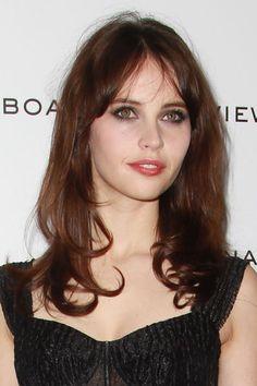 Felicity Jones Make-up