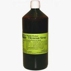 Produkt Bild Rokale Thymian-Sirup 1Liter Flasche 1