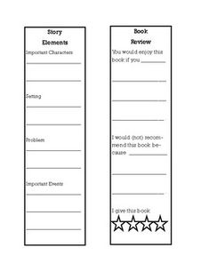 Cereal Box Book Report Template Pdf  Reading Objective