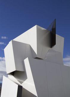 Beyond The Wall Architects: Studio Daniel Libeskind Location/Year: Almeria, Spain / 2014