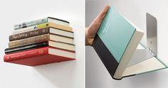 Cool idea for books