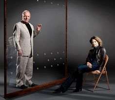 Anthony Hopkins and Jodie Foster!