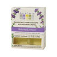 Aura Cacia Relaxing Lavender Electric Aromatherapy Air Freshener Refill 047 Ounce  3 per case ** Details can be found by clicking on the image.