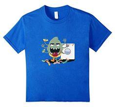 Sock Monster -funny, cute T-Shirt- for Men / Women / Kids, http://www.amazon.com/dp/B01F58VYOW/ref=cm_sw_r_pi_awdm_nyKkxb05MBC5N                                                      Wie witzig ist das denn?    Das t-shirt wird gleich mal für meinen Bruder bestellt, der auch immer mehr Socken in der Waschmaschine verliert