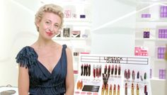 Lipstick Queen's Silver Screen Collection Makes its Debut at Barneys New York Lipstick Queen, Barneys New York, Lights, Silver, Collection, Women, Fashion, Moda, Fashion Styles
