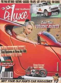 Car Kulture Deluxe Magazine (October 2012) « Library User Group