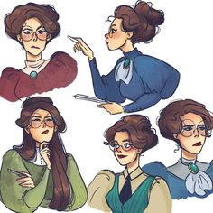 Professor Mujeres Character Design Sketches, Character Design Animation, Female Character Design, Character Design References, Character Drawing, Character Illustration, Fantasy Character, Comic Character, Sketch Inspiration