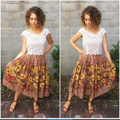 Remember this skirt? I think it found the perfect home with the adorable @butsonjasaid -- Thanks for sharing, Sonja!
