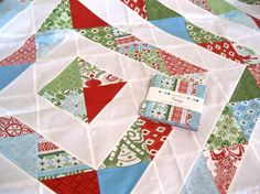 charm pack quilt patterns free | Charm Pack Ideas | Sewn Studio