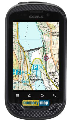 Memory-Map Android GPS TX3 - OS GB Platinum Edition  Our most feature packed and flexible GPS to date. The Memory-Map Android GPS TX3 is more rugged and waterproof than most handheld GPS units as it's been engineered by Seals Techologies to IP68 and Military 810G standards. Our Price : £499.00
