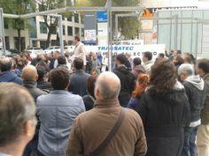 Notas de la asamblea informativa del Comité de Empresa de Tragsatec Madrid sobre el proceso de Despido Colectivo el 4 de noviembre de 2013 - Sección Sindical Estatal CGT Tragsatec