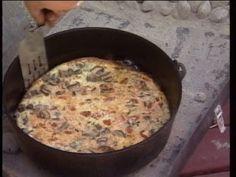 Dutch Oven Italian Breakfast Frittata | Cee Dub