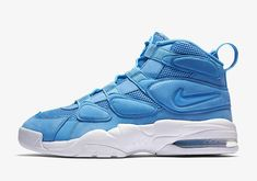 7b426d2d10ce95 Cheap Nike Air Max Uptempo 2 University Blue White 922931-400