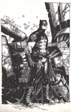 chris bachalo rough pencils | tumblr_lke7egGv9z1qce9ueo1_1280.jpg